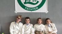 Am 10.4. bewiesen die Jugend-B-Fechter des SV Lohausen, dass sie zur Spitze des Rheinischen Fechtsportes zählen. Die Mannschaft mit Dori Mohacsi, Katharina Lode, Sebastian Drabsch und Henri Breker verpasste nur […]