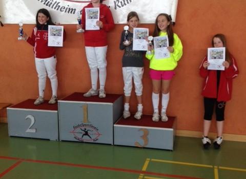 Beim ersten Qualifikationsturnier in Mülheim gelang den LSV-Fechtern ein toller Auftakt. Henri Breker und Carolina van Eldick konnten erst im Kampf um den ersten Platz gestoppt werden und wurden jeweils […]
